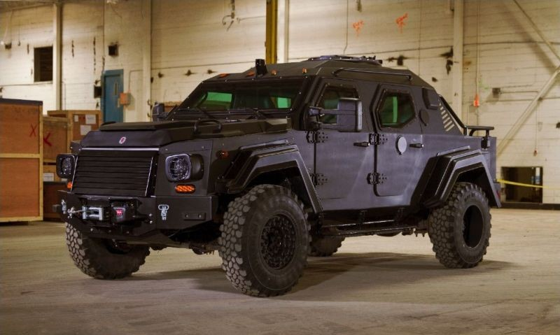 best bulletproof cars