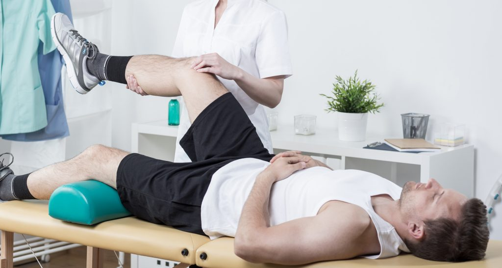 Physiotherapy improves